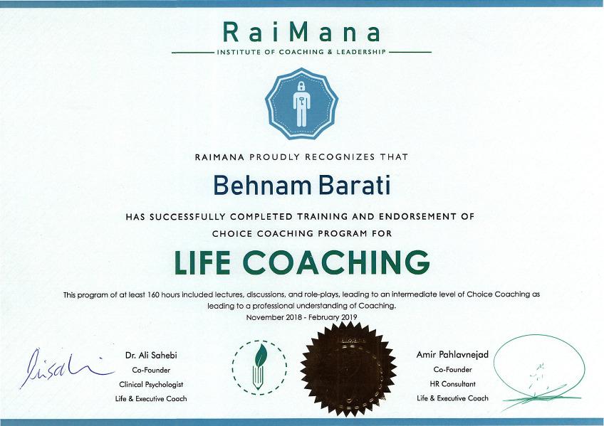 Rai Mana - وبسایت بهنام براتی